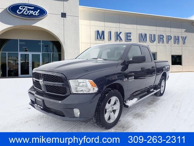 Pre Owned 2016 Ram 1500 4wd Quad Cab 140 5 Express