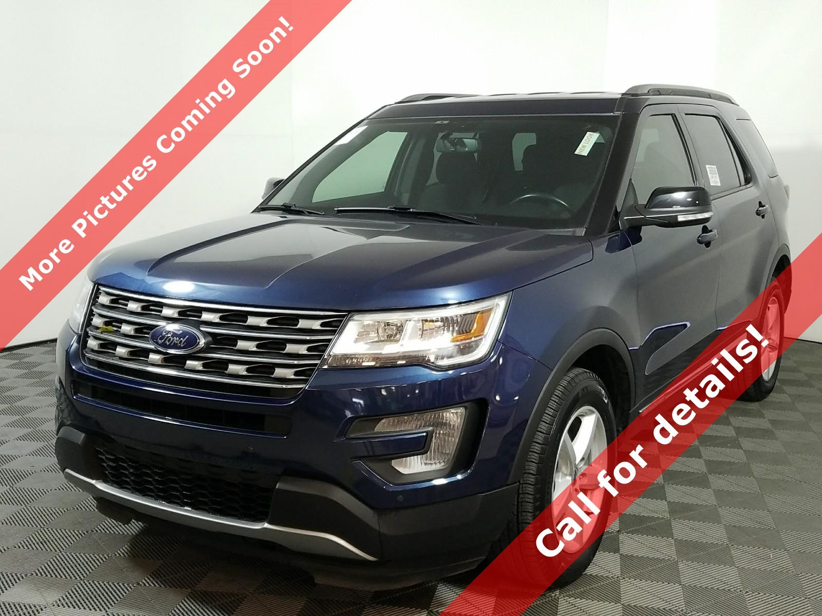 Pre owned 2017 ford explorer xlt 4wd