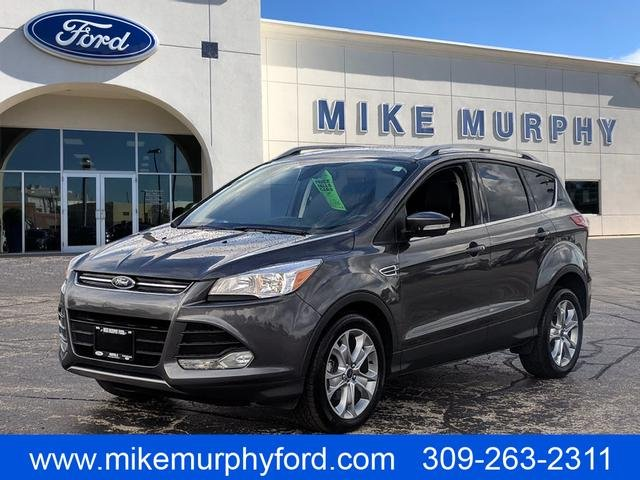 Pre Owned 2016 Ford Escape Fwd 4dr Anium