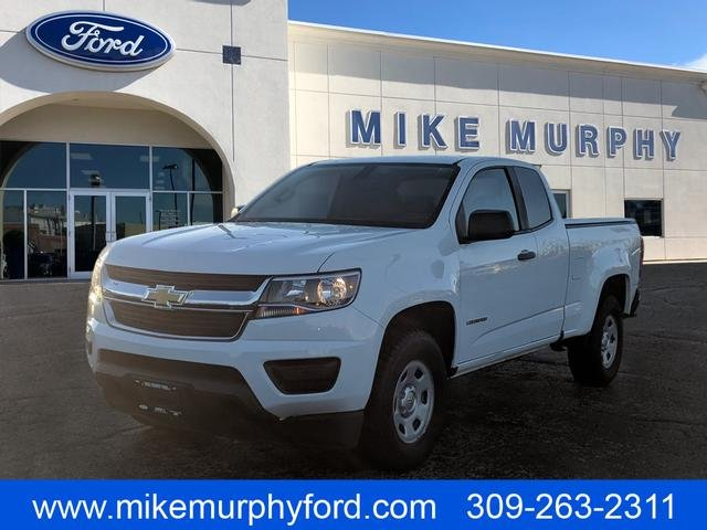 Pre Owned 2015 Chevrolet Colorado 2wd Wt Extended Cab Pickup In