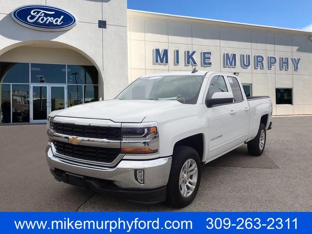 Pre Owned 2016 Chevrolet Silverado 1500 4wd Double Cab 143 5 Lt W