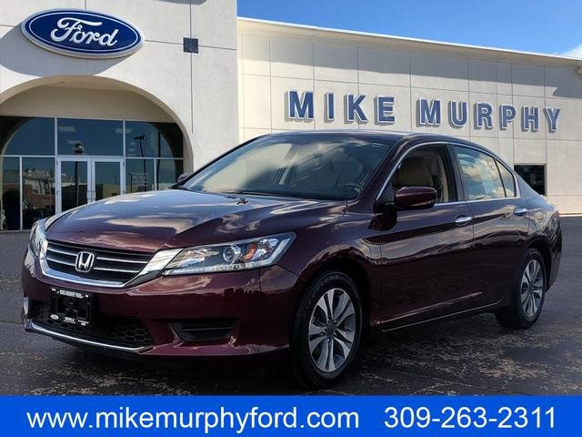 Pre Owned 2015 Honda Accord Sedan LX