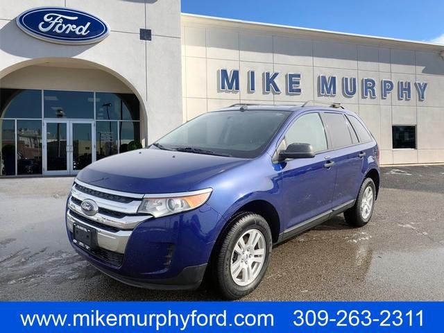Pre Owned  Ford Edge Dr Se Fwd