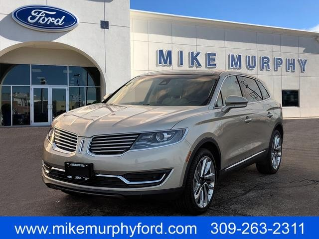 Pre Owned 2017 Lincoln Mkx Reserve Fwd