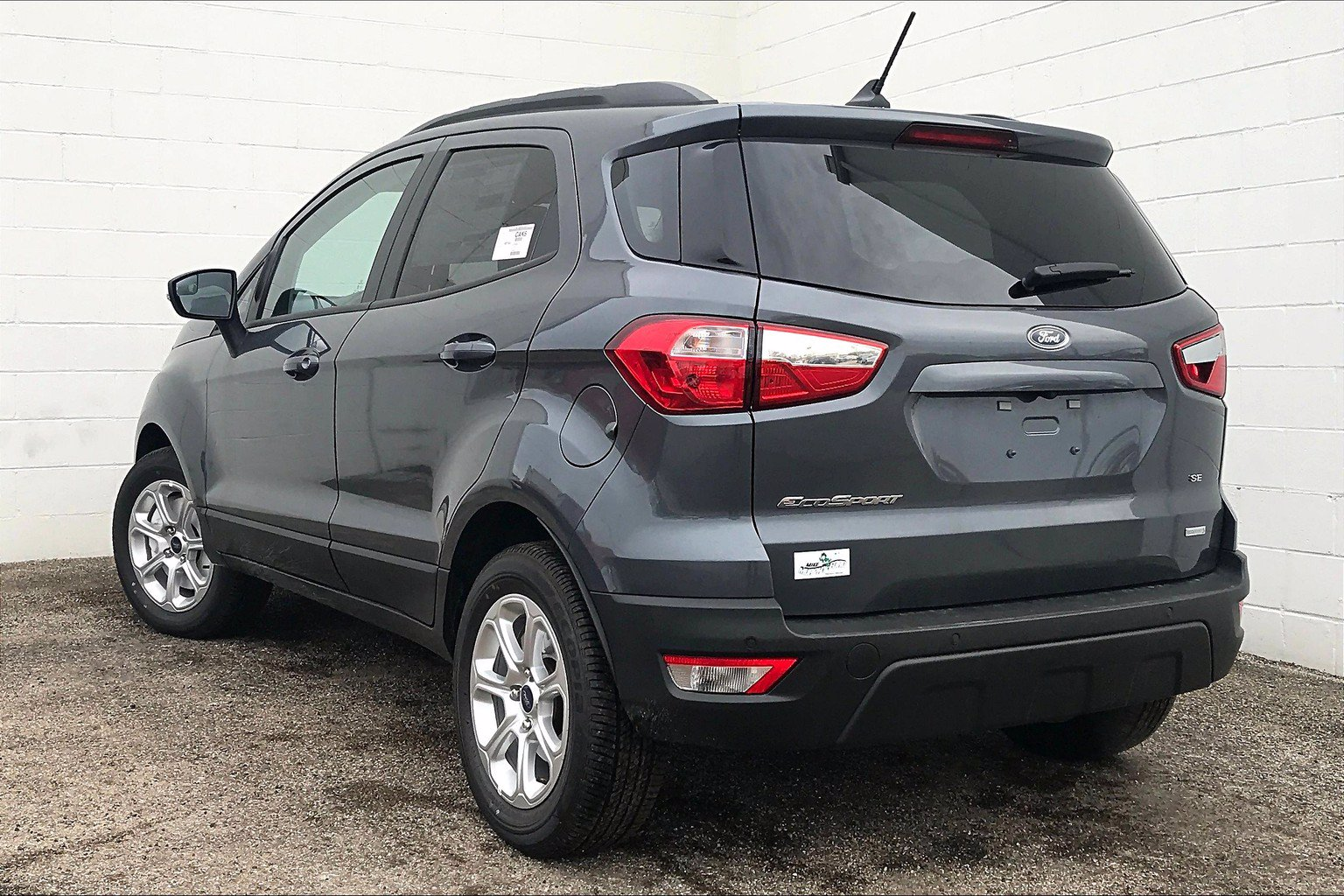 New 2020 Ford EcoSport SE 4D Sport Utility in Morton ...