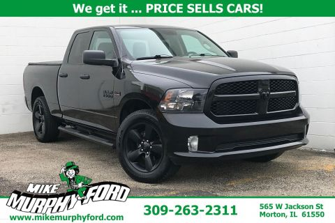 Pre-Owned 2017 Ram 1500 4WDExpress