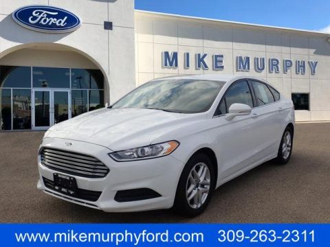 Pre-Owned 2016 Ford Fusion 4dr Sdn SE FWD