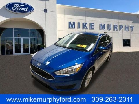 Pre-Owned 2018 Ford Focus SE Hatchback in Morton #L209832 | Mike Murphy Ford