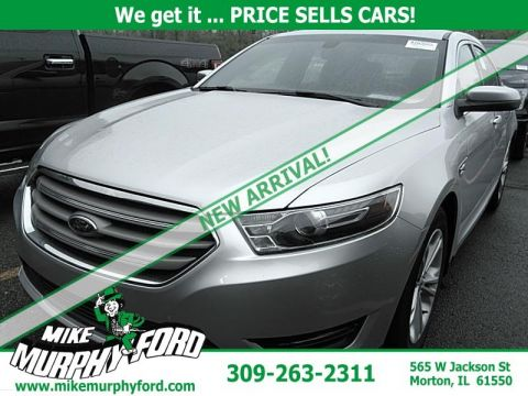 Pre-Owned 2015 Ford Taurus 4dr Sdn SEL FWD