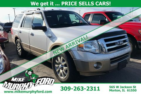 Pre-Owned 2014 Ford Expedition 4WD 4dr King Ranch