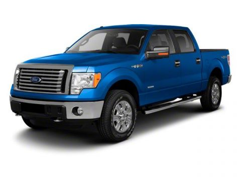 Pre-Owned 2011 Ford F-150 4WDAWD SuperCrew 145 Lariat Limited