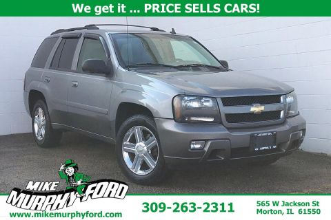 Pre-Owned 2008 Chevrolet TrailBlazer 4WD 4dr LT w/3LT