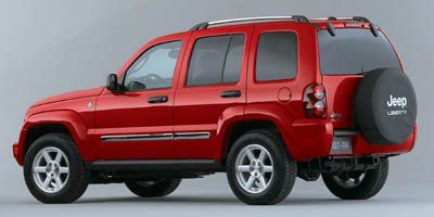 Pre-Owned 2005 Jeep Liberty 4dr Limited 4WD