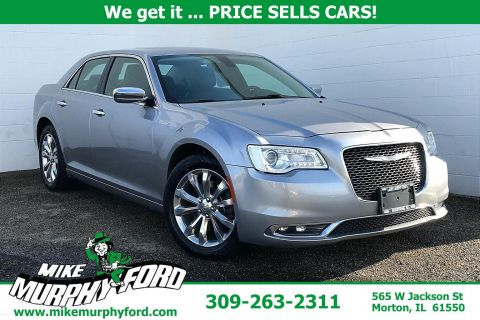 Pre-Owned 2016 Chrysler 300C 4dr Sdn 300C AWD