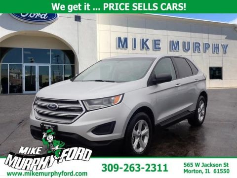 Pre-Owned 2016 Ford Edge 4dr SE AWD
