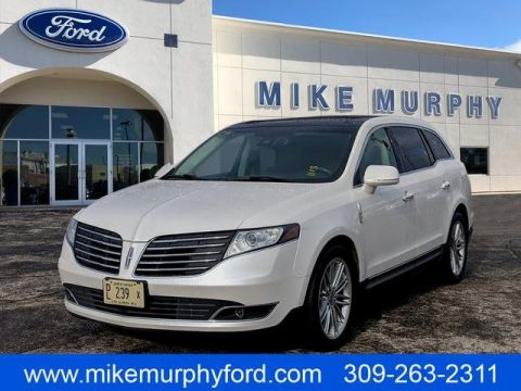 Pre-Owned 2018 Lincoln MKT 3.5L AWD Reserve