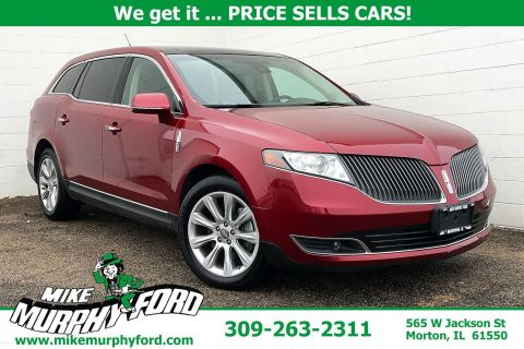 Pre-Owned 2016 Lincoln MKT 4dr Wgn 3.5L AWD EcoBoost