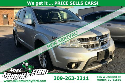 Pre-Owned 2013 Dodge Journey AWD 4dr SXT