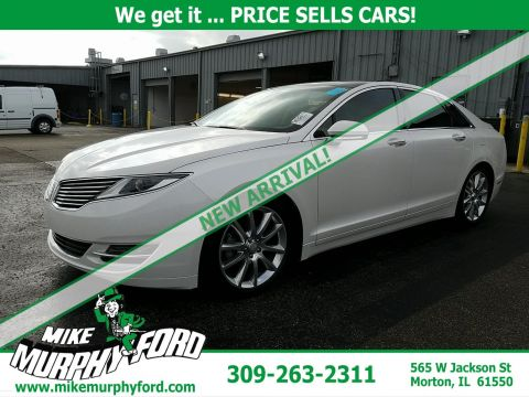 Pre-Owned 2016 Lincoln MKZ 4dr Sdn FWD