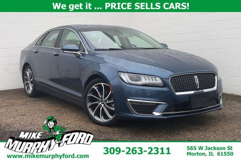 Pre-Owned 2019 Lincoln MKZ Reserve I FWD