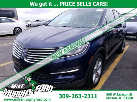 Pre-Owned 2017 Lincoln MKC Premiere FWD