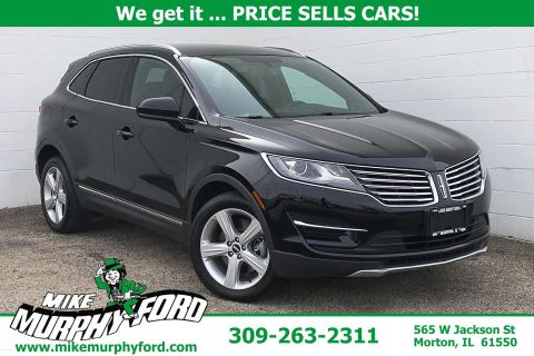 Pre-Owned 2016 Lincoln MKC FWD 4dr Premier
