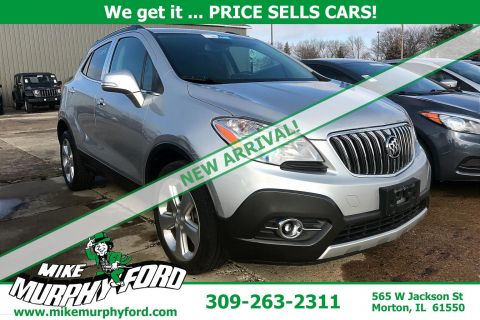 Pre-Owned 2016 Buick Encore AWD 4dr Convenience