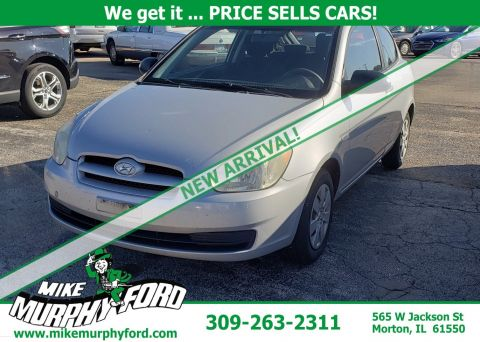 Pre-Owned 2009 Hyundai Accent Man GS